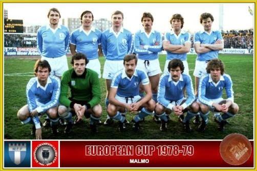 Copa dos Campeões 1979-1980 - Malmö