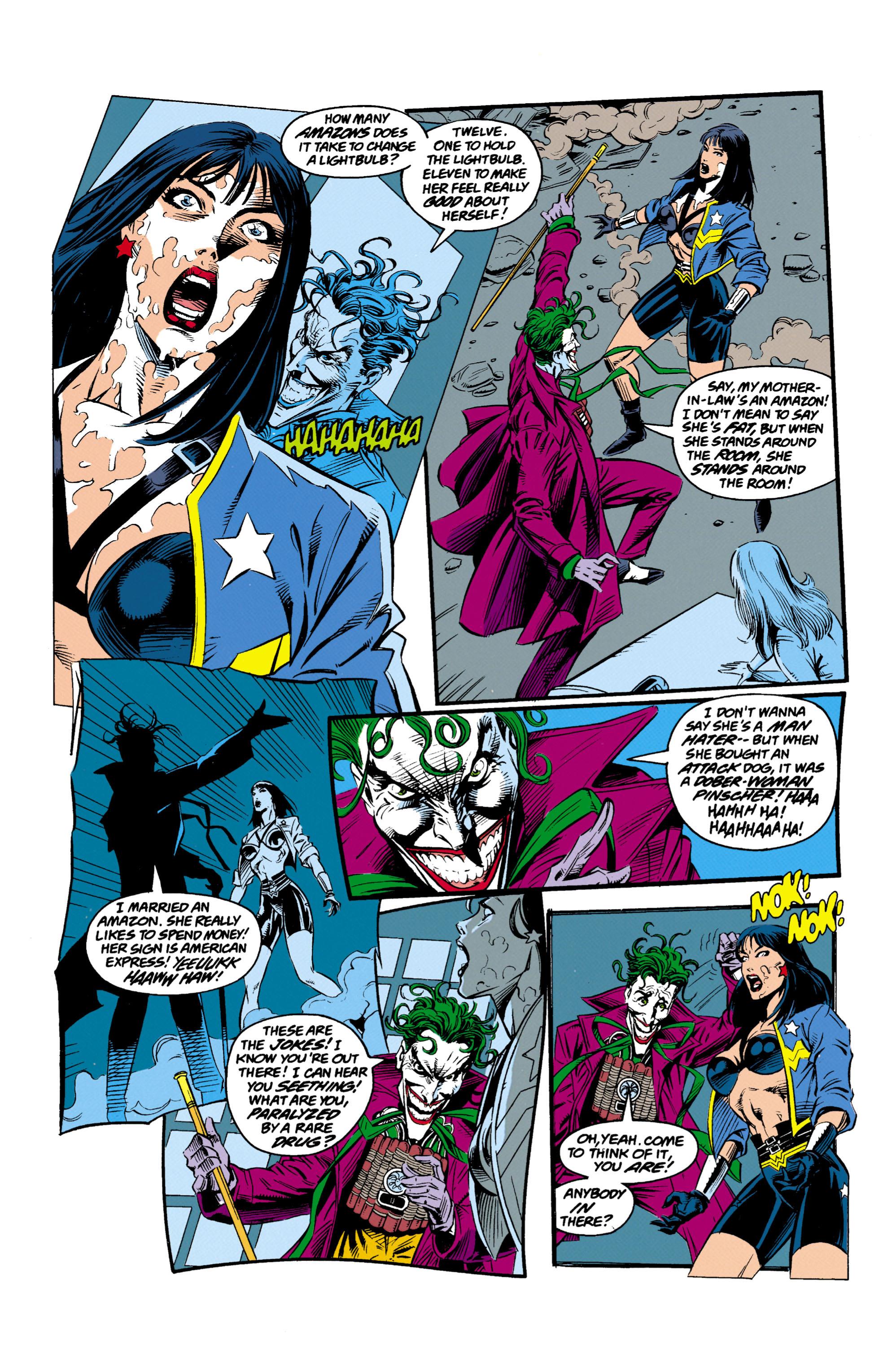 Read online Wonder Woman (1987) comic -  Issue #97 - 10