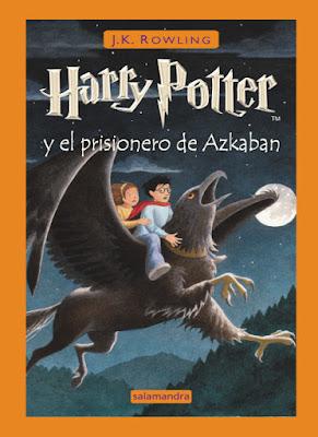 Reseña: Harry Potter y el Prisionero de Azkaban (HP#3) de J. K. Rowling +Curiosidades de la película