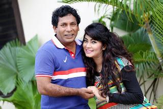 Alvi Bangladeshi Actress and Mosharraf Karim