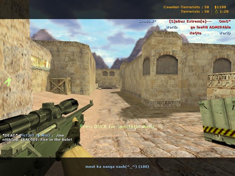 Counter Strike 1 6 Full v23b Version 3266 Download - Shark Pro