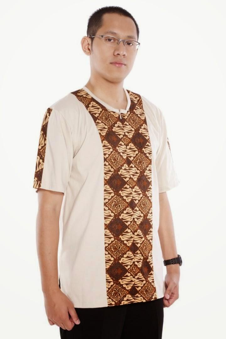 Gambar Baju Muslim Batik Pria Terbaik