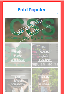 Popular Post Com Hover  Effect rotating title