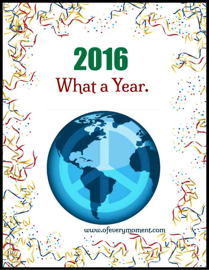 2016 New Years poster