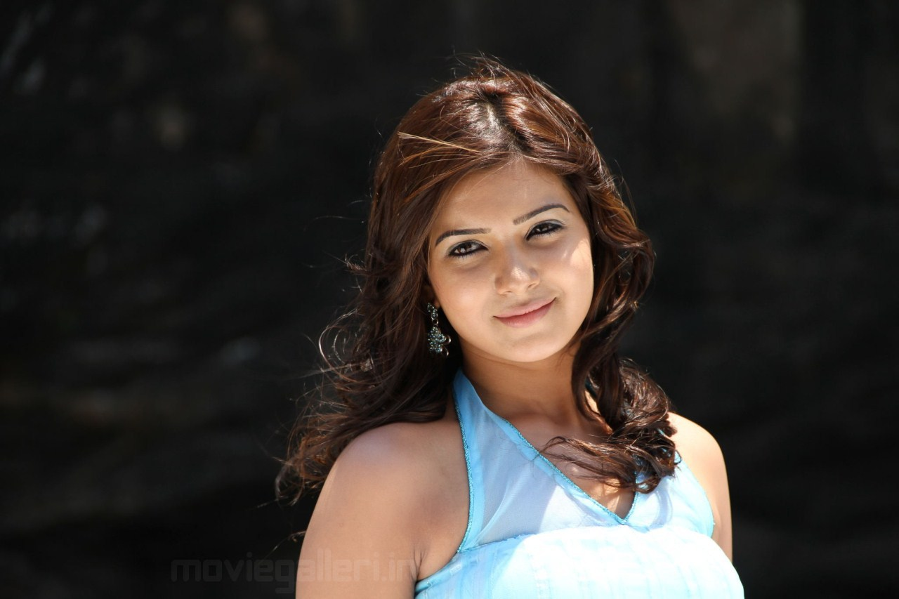 ALL-IN-ONE WALLPAPERS: Cute Telugu Actress Samantha Ruth