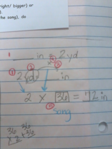 Homework Lesson 2 Convert Customary Units Of Length Answers