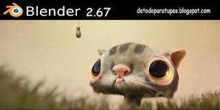 Blender 2.67 (64 Bits - 32 Bits)