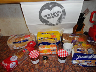 Warburton Breakfast Goodies