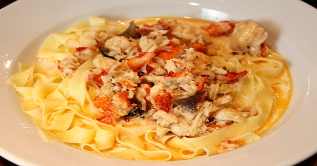 Lobster Truffle Pasta Recipe