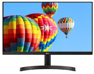 Η νέα premium σειρά PC monitors MK600M της LG υπόσχεται εξαιρετικές αποδόσεις