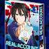 Real Account : les réseaux sociaux prennent le contrôle (manga)