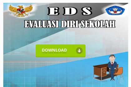 Aplikasi EDS SD/MI, SMP/MTS Format File Exe