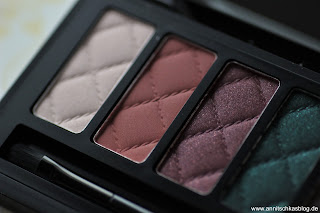 Review: L.O.V Fall Edition - Eyeshadow Palette - www.annitschkasblog.de