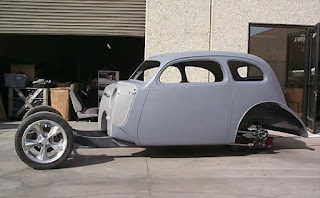 Build a Classic Car Project by Chip Foose 05