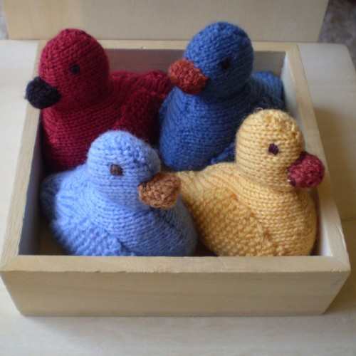 Ducks - Free Pattern