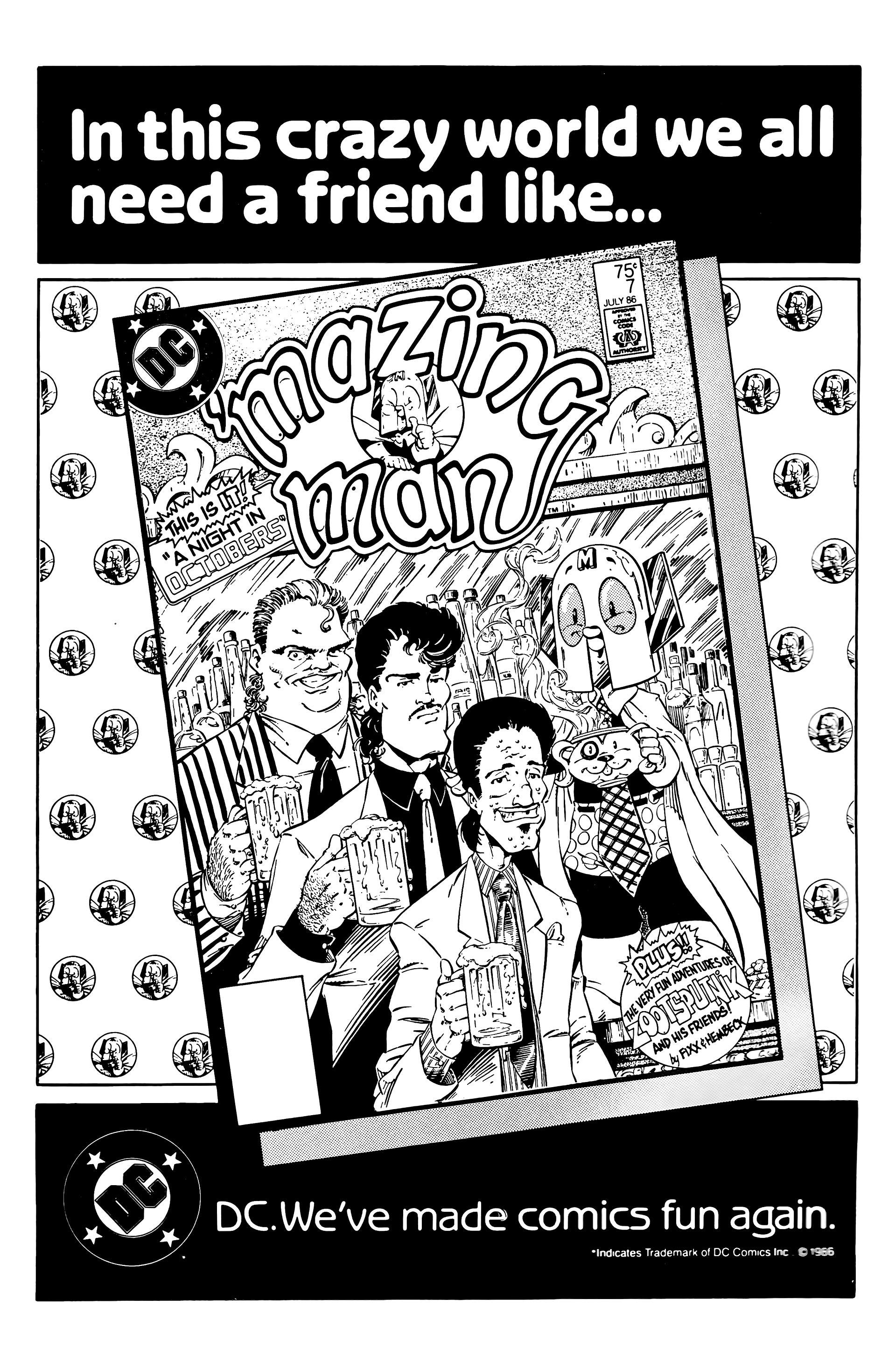 Read online Secret Origins (1986) comic -  Issue #4 - 2