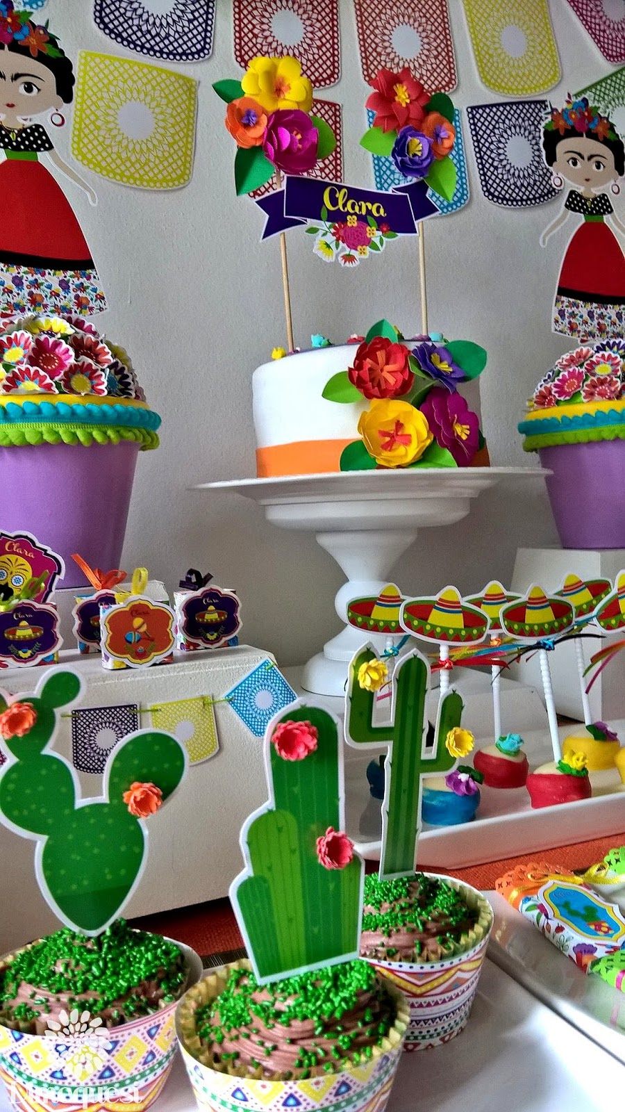 Dimequesi fiesta mexicana - Ideas decoracion fiesta ...