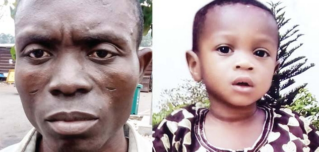 missing child abeokuta