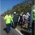 Peregrinos del Milagro ya partieron de Ledesma, Jujuy