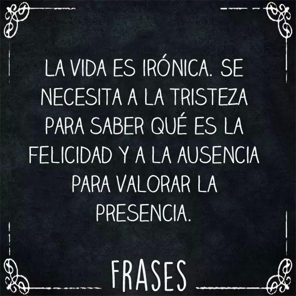 Imagenes De Frases Nuevas La Vida Y El Amor