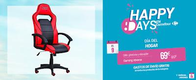 happy days Carrefour hogar