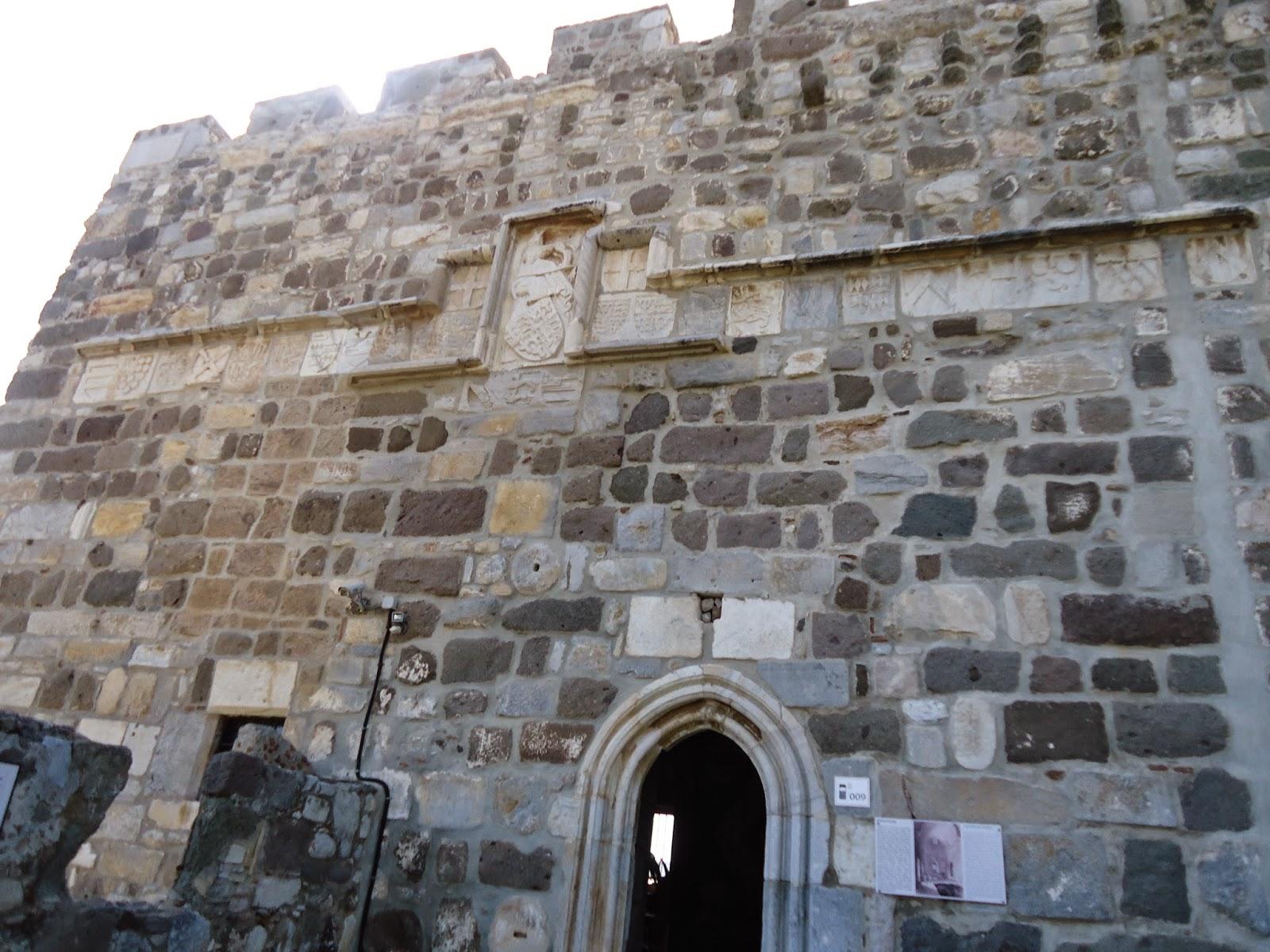 Travel Bodrum Turkey Castle