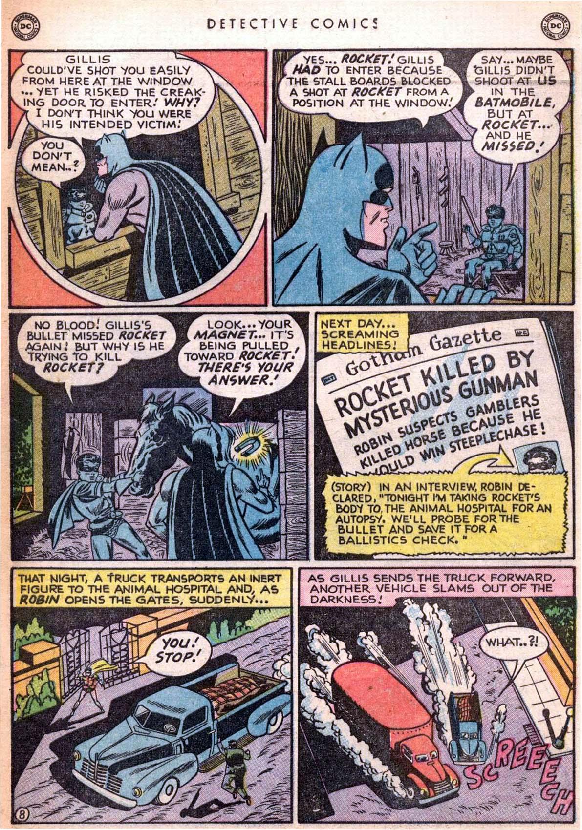 Detective Comics (1937) 157 Page 9