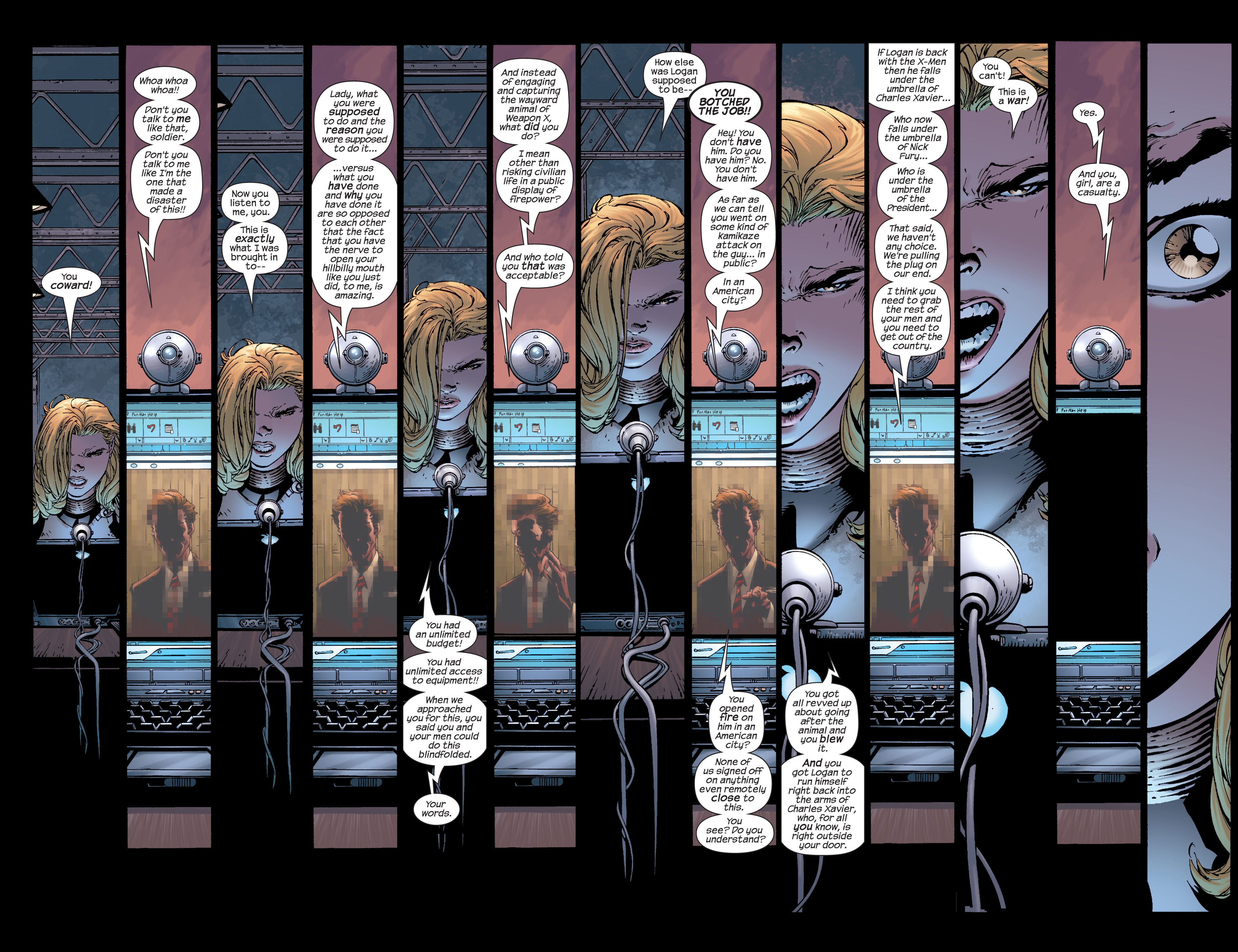 Read online Ultimate X-Men comic -  Issue #39 - 10