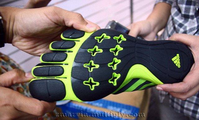 3fd9e6b08555cf Adidas Barefoot Shoes - adipure Trainer