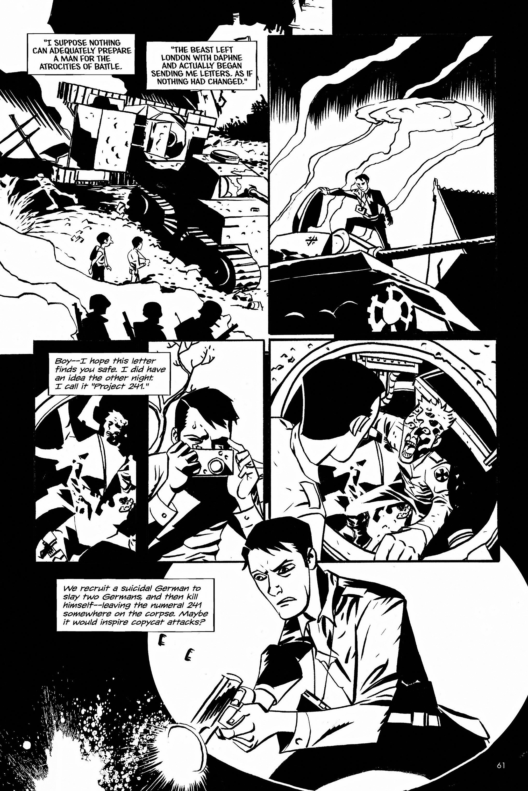 Read online Aleister & Adolf comic -  Issue # TPB - 60