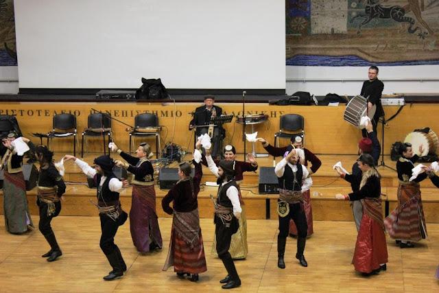 """Χοροί της Νικόπολης από το """"Κ.Μ.Π.Χ. Κύκλος"""" στον """"8ο Κύκλο της Παράδοσης: Πόντος"""" (Video)"""