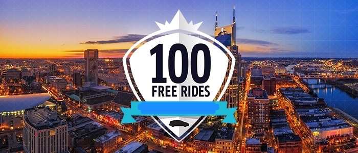 Uber Promotions Contest to win 100 Free Rides