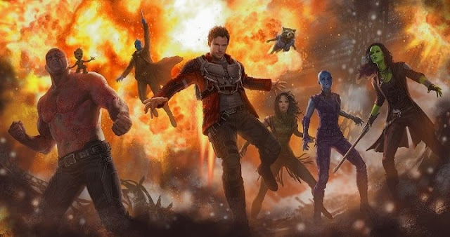 James Gunn habla de Guardians of the Galaxy Vol 2
