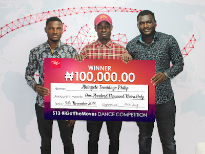 Itel mobile rewards students with half a million in dance contest