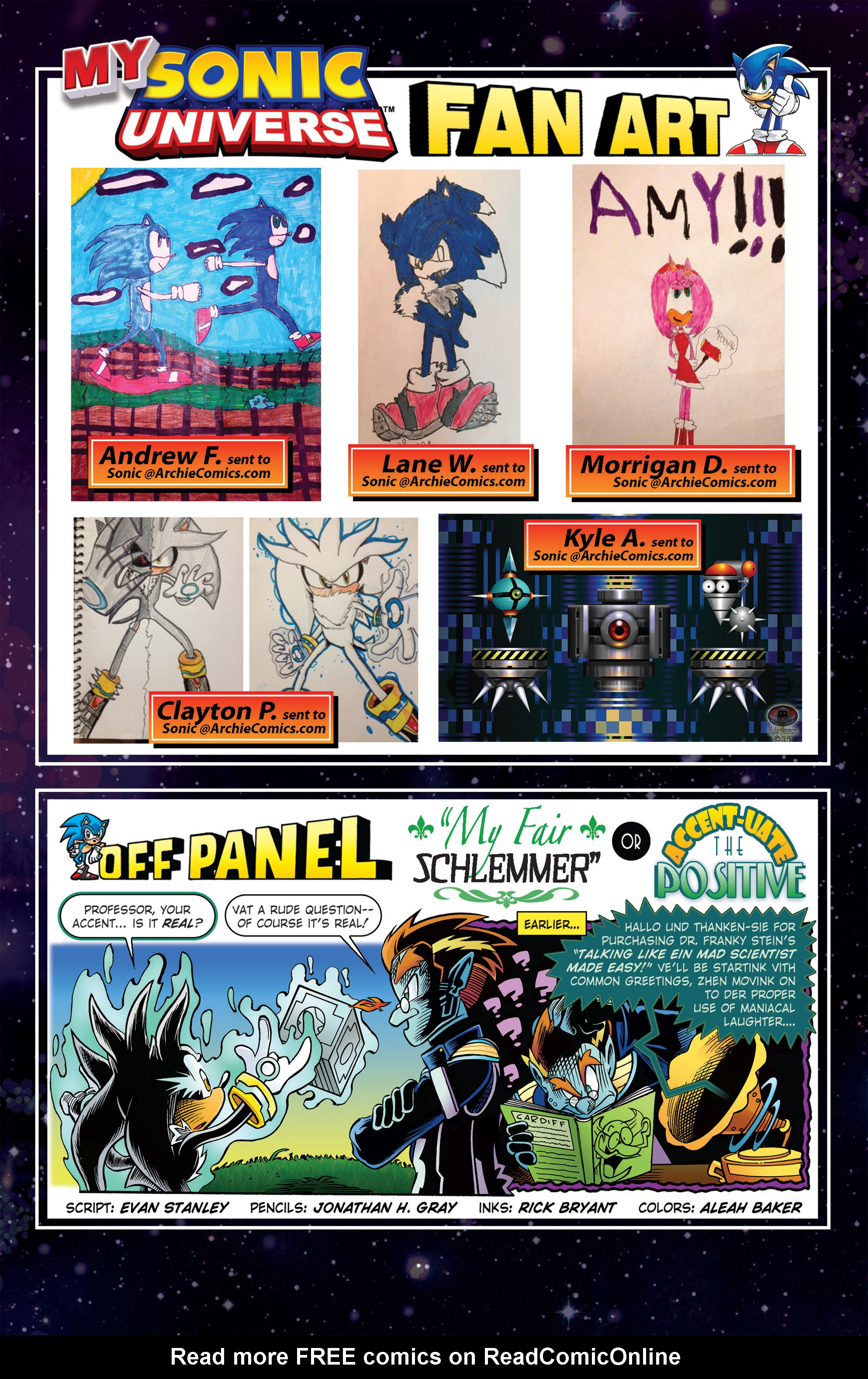 Read online Sonic Universe comic -  Issue #79 - 23