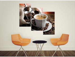 Cumpara de aici acest tablou cu cescuta de cafea