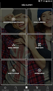 WIRTUAL CLOSET ON YOUR PHONE ! / CLOTIFY