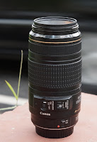 Jual Lensa canon 70-300 IS USM