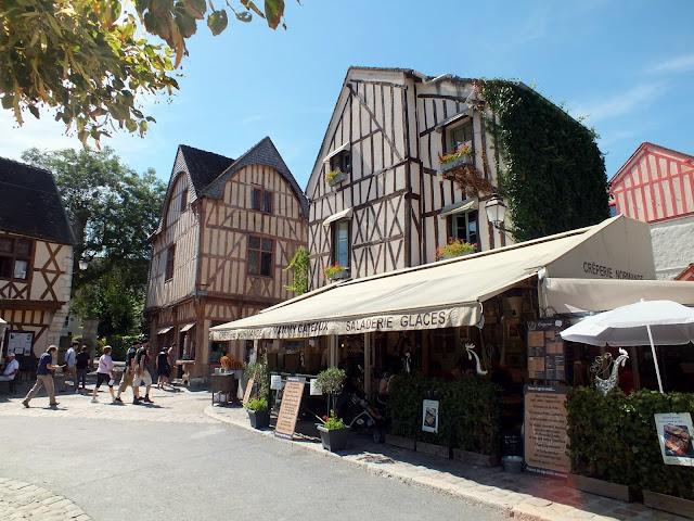 la ciudad medieval de Provins