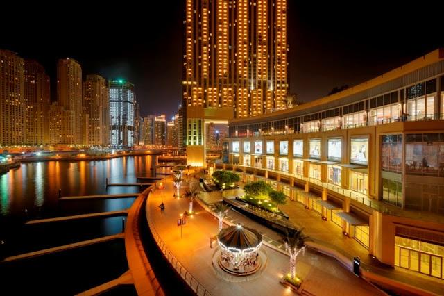 Beautiful Capture Dubai Water Canal