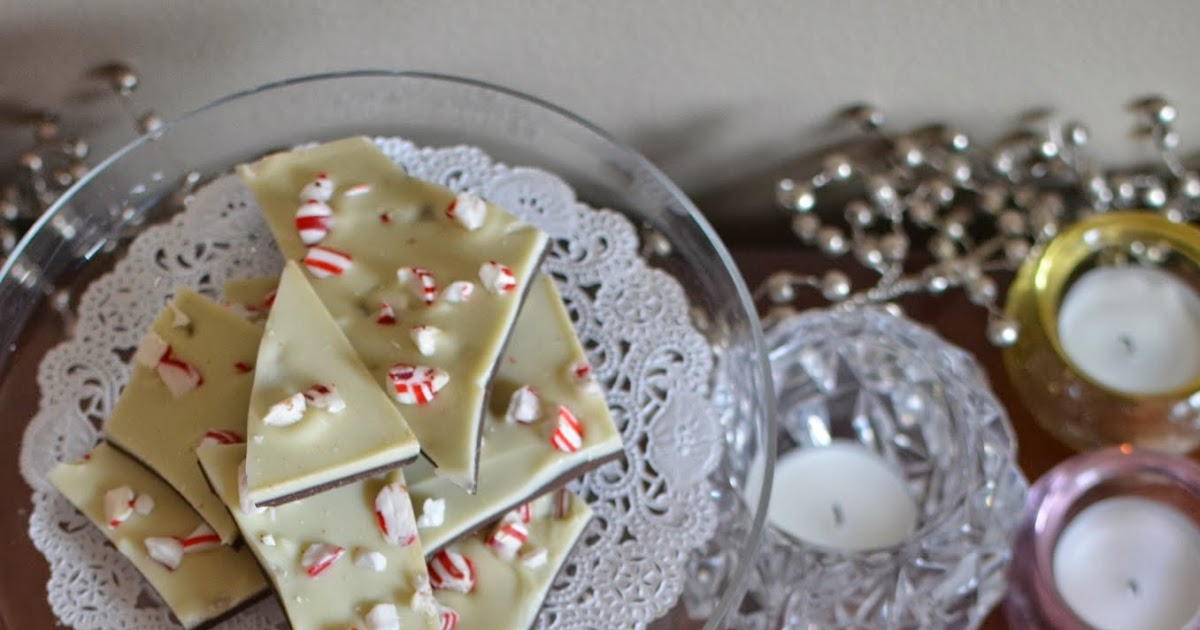Playing With Flour: Chocolate Peppermint Patty Cake