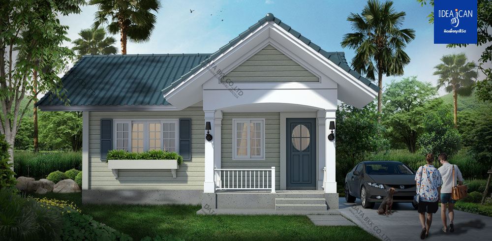 In terms of house designs, a bungalow is one of the oldest, being considered as traditional. Oftentimes it gives people the impression of simplicity and comfort especially if you live among rural areas where bungalows are considered as the most suitable and common type of housing. But bungalow houses does not stop evolving. Still, nowadays we can see traditional bungalows in our neighborhood but with develop and modern design, we admire. With the use of many new and advanced construction technology, bungalows begin to come in a variety of style, sizes, and designs. And because of that, bungalow becomes timeless in our days — maybe traditional in design but modernity already exist!  In this article, we will introduce you to 10 bungalows of different styles that will allow you to enjoy a simple good living. Let's take a look now!