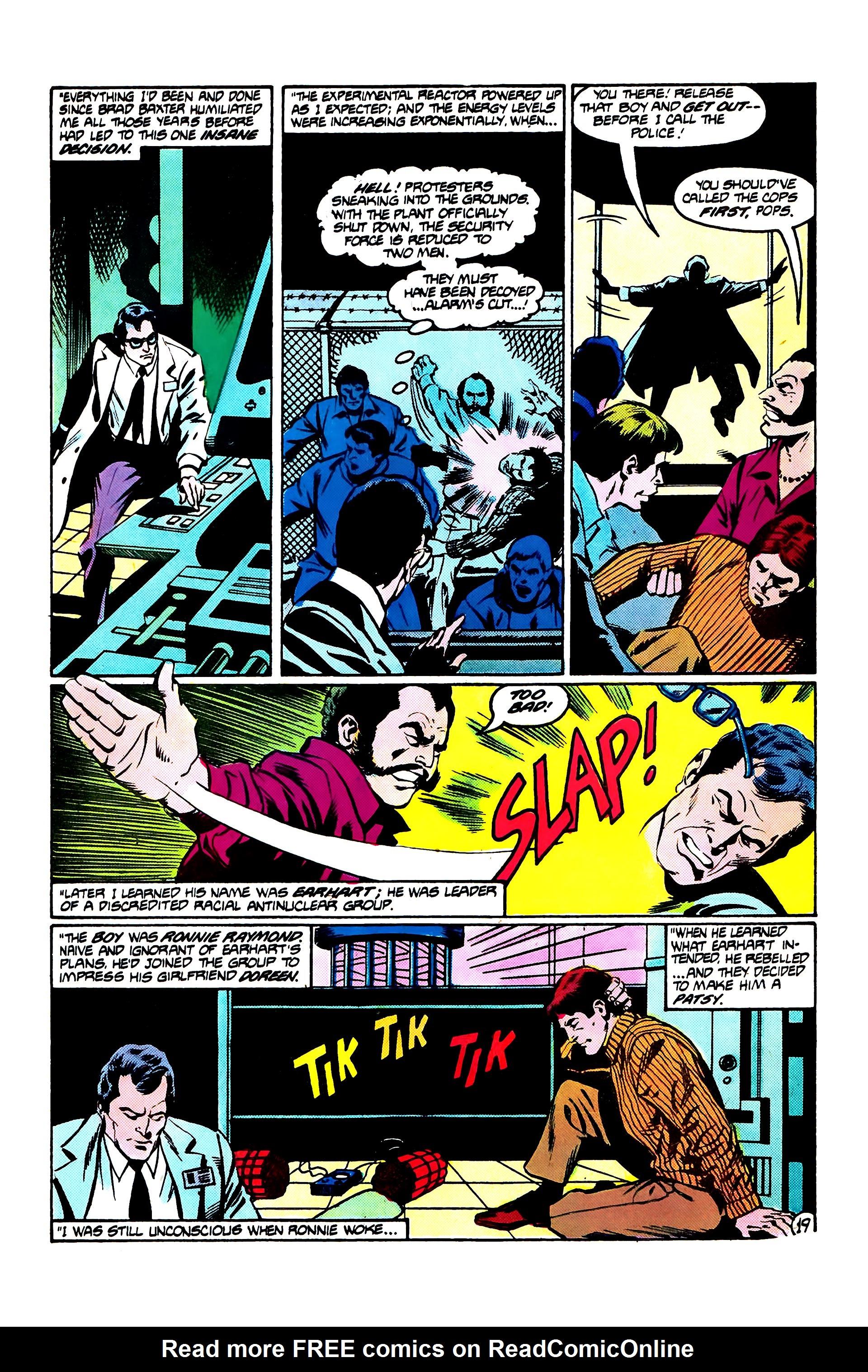Read online Secret Origins (1986) comic -  Issue #4 - 27