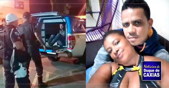 Mulher é morta em Duque de Caxias; polícia diz que companheiro confessou o crime