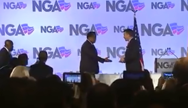 Director of State Protocol snubbed at NGA meeting in Washington (Video)