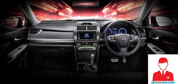 Toyota Camry 2019 có thể phân phối vào cuối năm nay anh 8