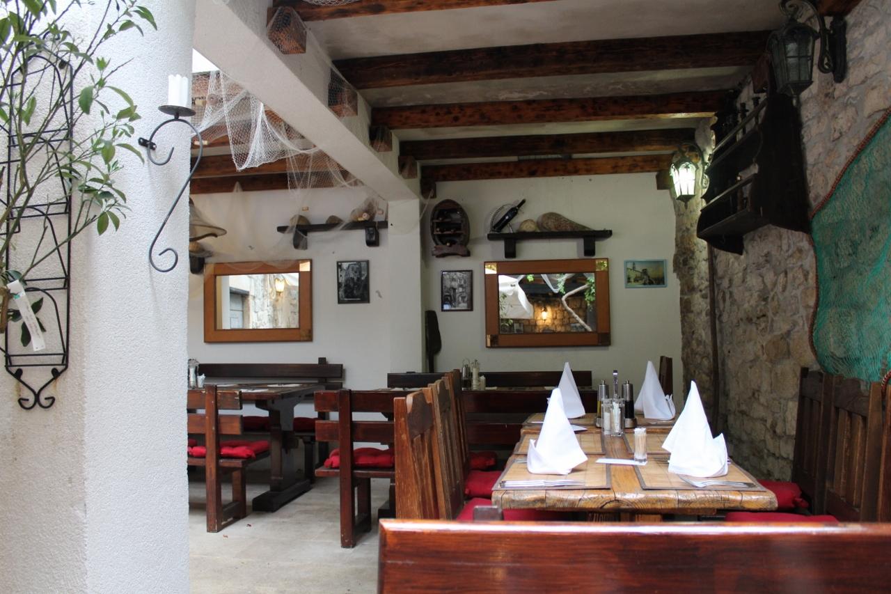 Tragos Restaurant Trogir