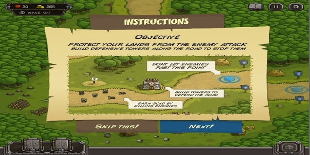 Download Kingdom Rush Flash Game PC zona-games.com