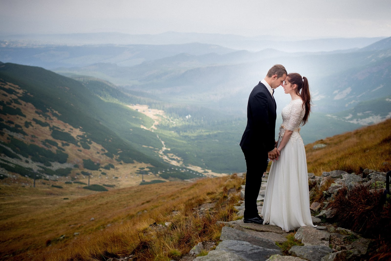 Sesja ślubna W Górach Góromaniacy