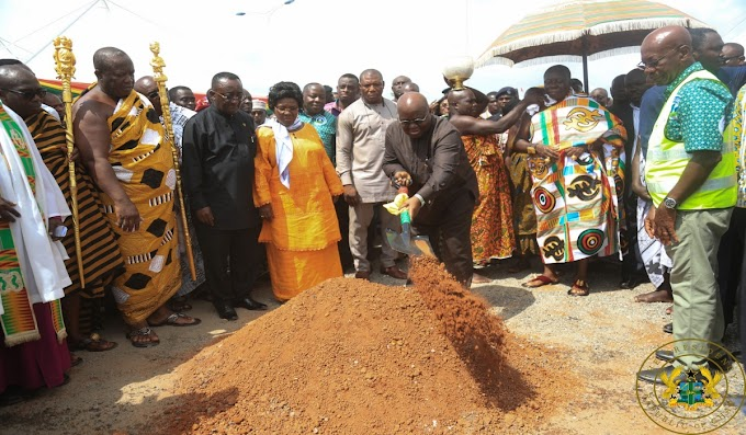 """""""Ensure Completion Of 2nd Phase Of Kumasi Airport In 24 Months"""" – President Akufo-Addo"""